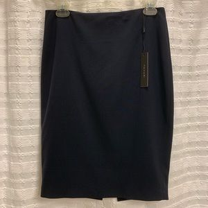 Navy Pencil Skirt (new with tags!) by Ellie Tahari